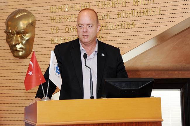 DTO Eylül ayı toplantısı gerçekleştirildi 8