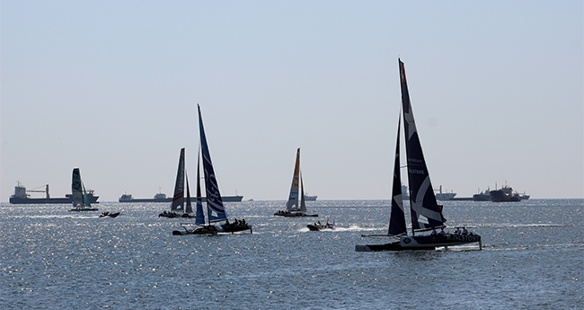Extreme Sailing Series start aldı 14