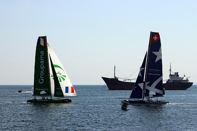 Extreme Sailing Series start aldı 15
