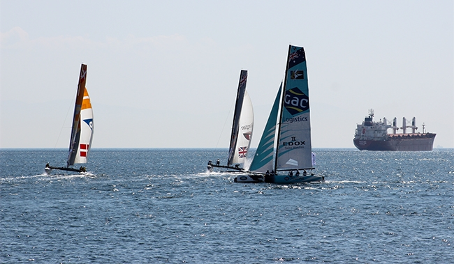 Extreme Sailing Series start aldı 19