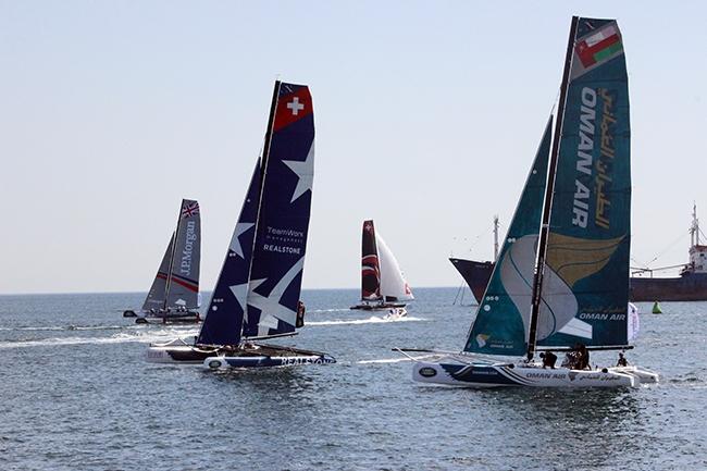 Extreme Sailing Series start aldı 21