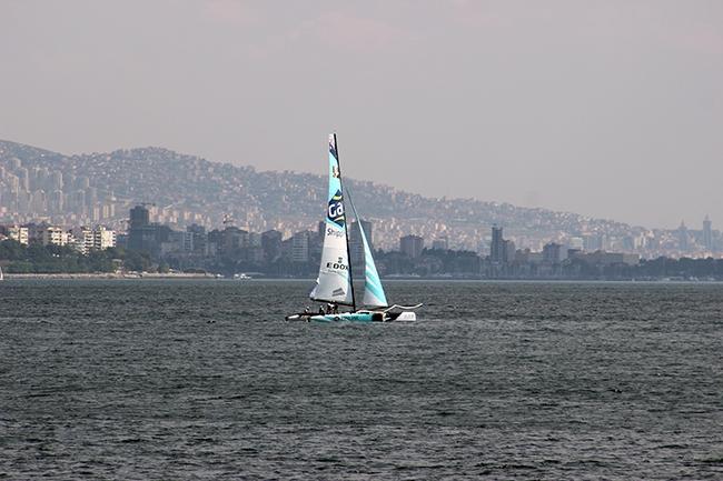 Extreme Sailing Series start aldı 9
