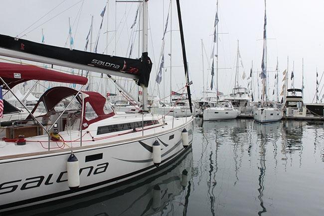 34. Uluslararası İstanbul Boat Show kapılarını açtı 11
