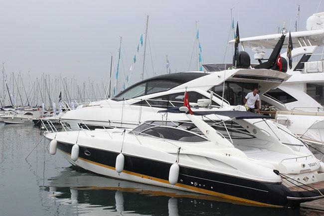 34. Uluslararası İstanbul Boat Show kapılarını açtı 22