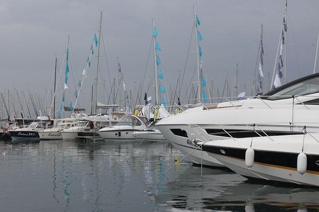 34. Uluslararası İstanbul Boat Show kapılarını açtı 25