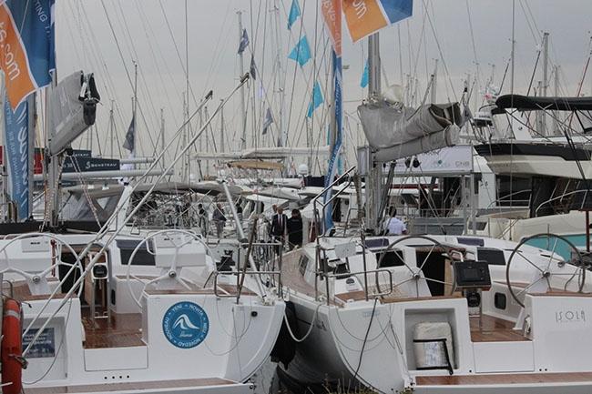 34. Uluslararası İstanbul Boat Show kapılarını açtı 27