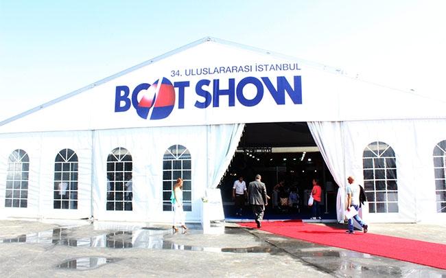 34. Uluslararası İstanbul Boat Show kapılarını açtı 3