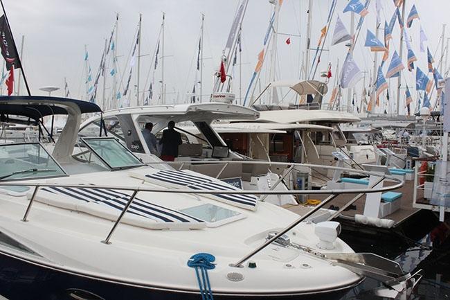 34. Uluslararası İstanbul Boat Show kapılarını açtı 4