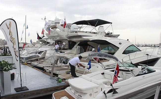 34. Uluslararası İstanbul Boat Show kapılarını açtı 5
