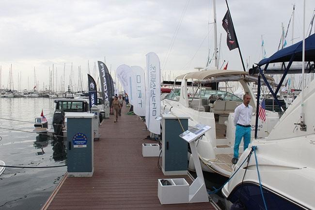 34. Uluslararası İstanbul Boat Show kapılarını açtı 6