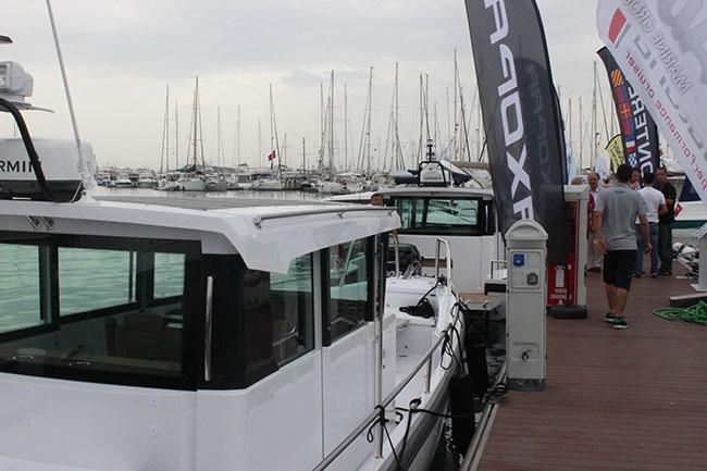 34. Uluslararası İstanbul Boat Show kapılarını açtı 9