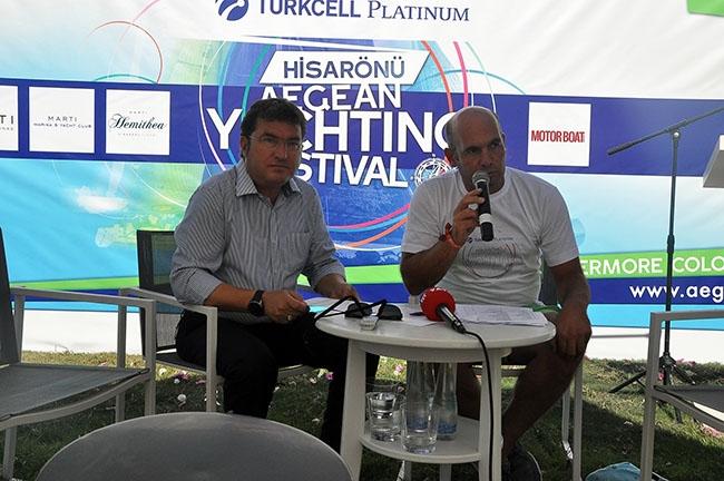 """Turkcell Platinum Hisarönü Aegean Yachting Festival"" 14"