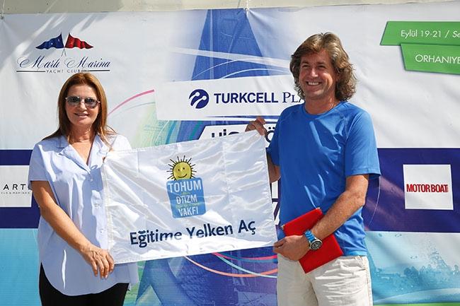 """Turkcell Platinum Hisarönü Aegean Yachting Festival"" 16"