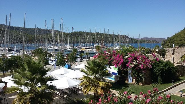 """Turkcell Platinum Hisarönü Aegean Yachting Festival"" 4"