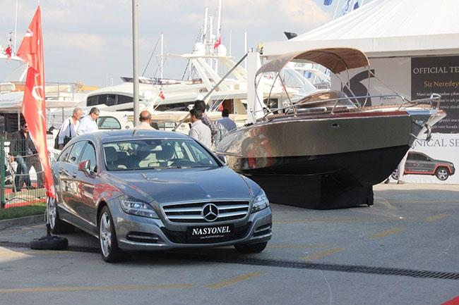 İstanbul Boatshow hız kesmeden devam ediyor 20