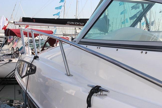 İstanbul Boatshow hız kesmeden devam ediyor 27