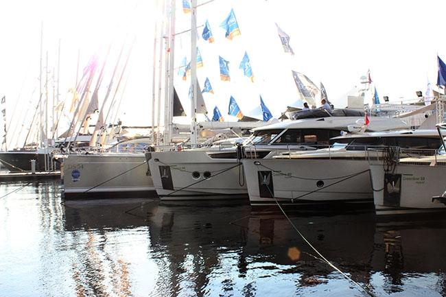 İstanbul Boatshow hız kesmeden devam ediyor 28
