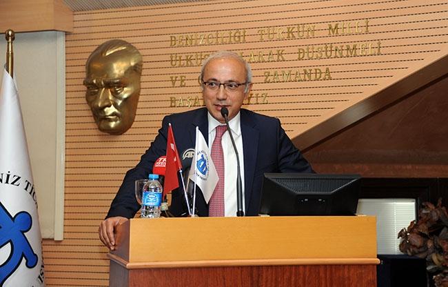 Lütfi Elvan DTO toplantısına katıldı 7