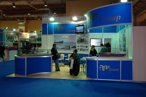 Europort standlarından kareler 14