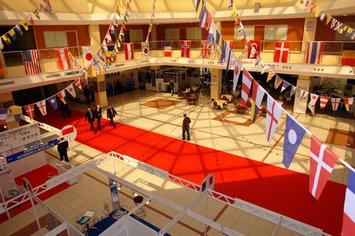 Europort standlarından kareler 20