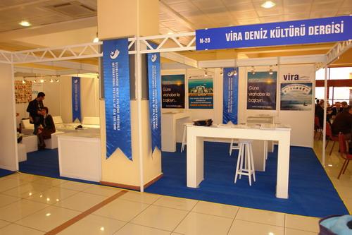 Europort'ta Vira Konferansları 1