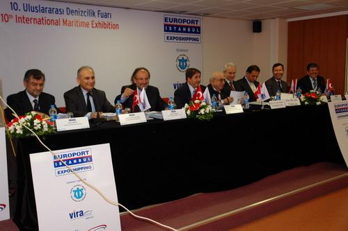 Europort'ta Vira Konferansları 3