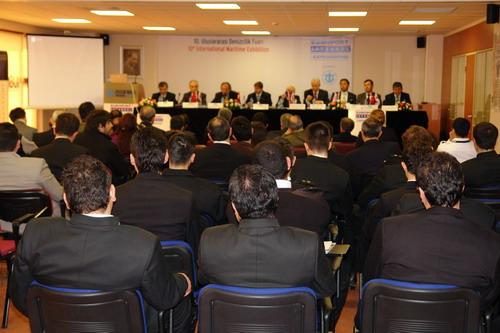 Europort'ta Vira Konferansları 4