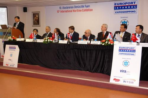 Europort'ta Vira Konferansları 5