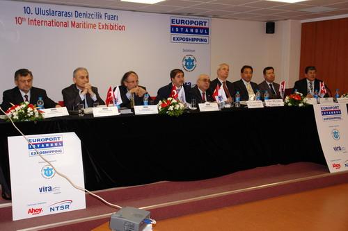 Europort'ta Vira Konferansları 6