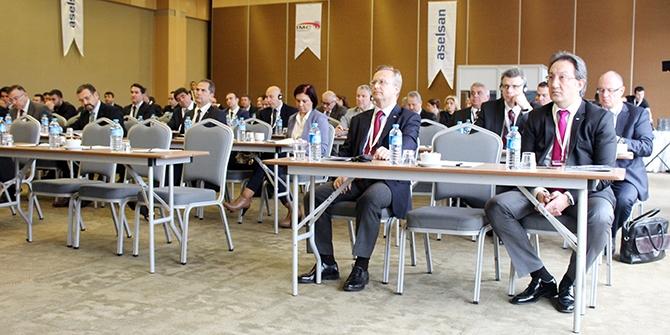 5. Savunma Sanayi ve Sektör İlişkileri Konferansı 14