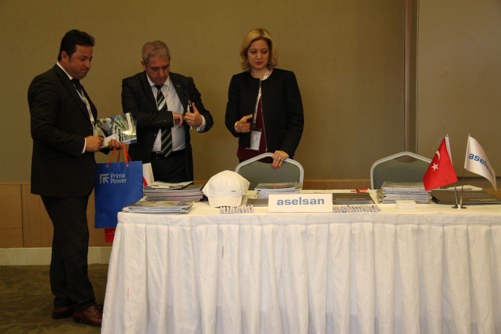 5. Savunma Sanayi ve Sektör İlişkileri Konferansı 32