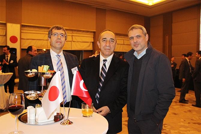 Türk-Japon denizcilik dünyası İstanbul'da buluştu 1