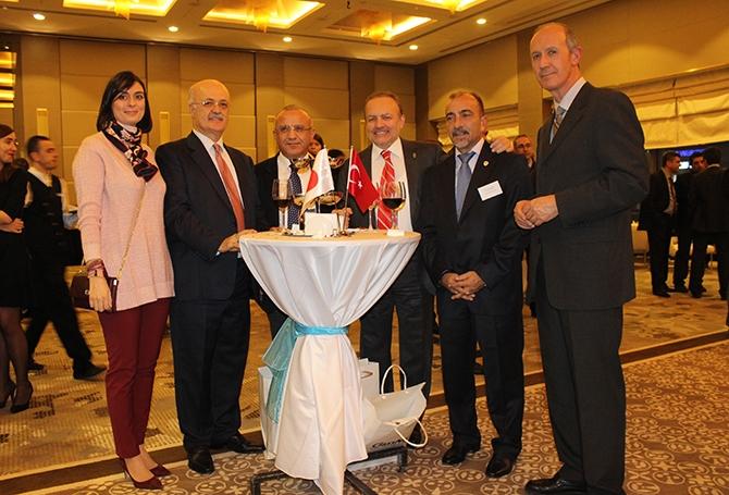 Türk-Japon denizcilik dünyası İstanbul'da buluştu 12