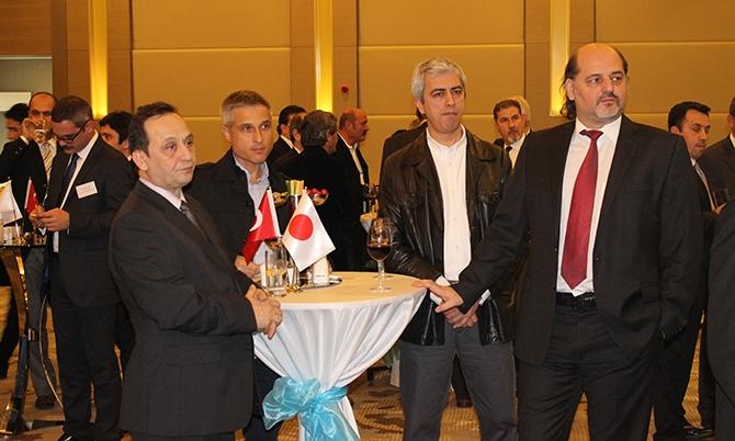 Türk-Japon denizcilik dünyası İstanbul'da buluştu 5