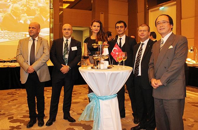 Türk-Japon denizcilik dünyası İstanbul'da buluştu 9