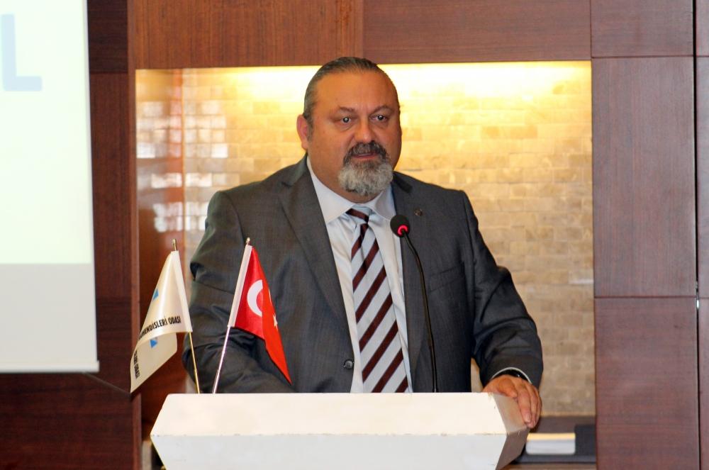 TMMOB GMO, Türk gemi inşa sanayiyi bir araya getirdi 11