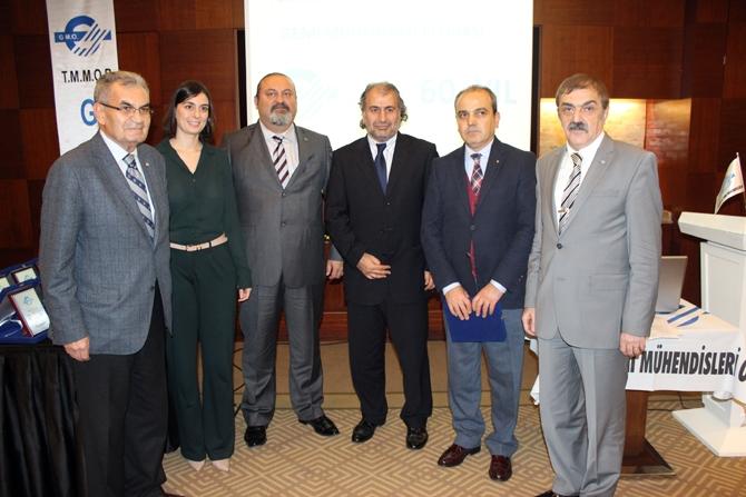 TMMOB GMO, Türk gemi inşa sanayiyi bir araya getirdi 15