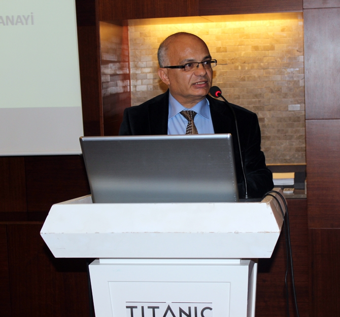 TMMOB GMO, Türk gemi inşa sanayiyi bir araya getirdi 25