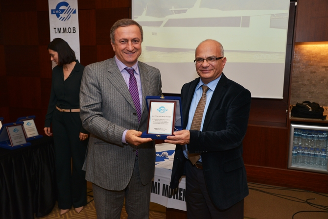 TMMOB GMO, Türk gemi inşa sanayiyi bir araya getirdi 30