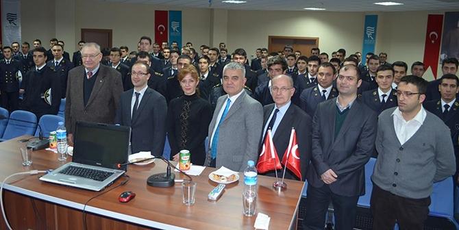 Turgut Kıran DYO, Yasa denizciliği ağırladı 2