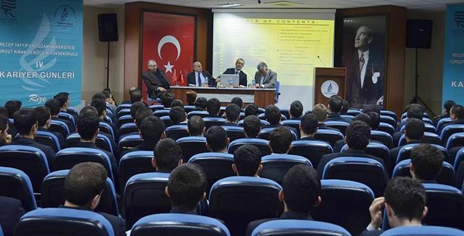 Turgut Kıran DYO, Yasa denizciliği ağırladı 3