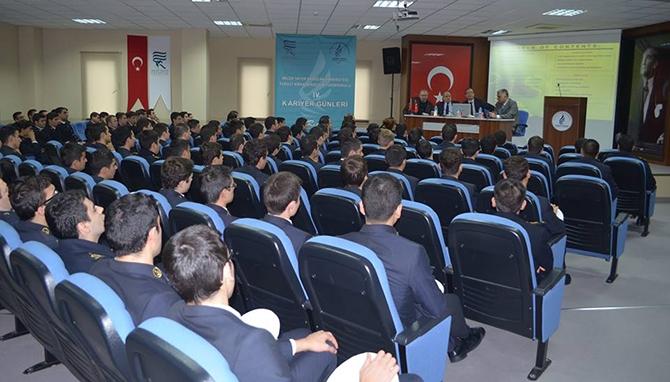 Turgut Kıran DYO, Yasa denizciliği ağırladı 4