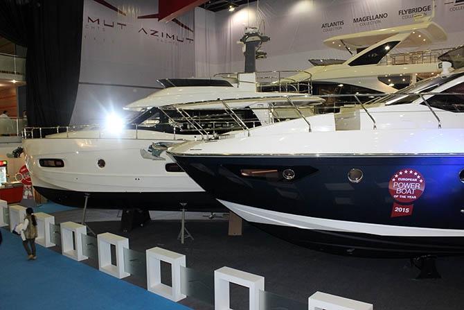 CNR Avrasya Boat Show kapılarını ziyaretçilere açtı 12