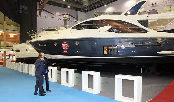 CNR Avrasya Boat Show kapılarını ziyaretçilere açtı 13
