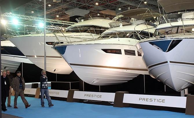 CNR Avrasya Boat Show kapılarını ziyaretçilere açtı 4