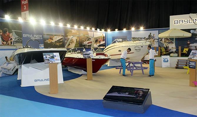 CNR Avrasya Boat Show kapılarını ziyaretçilere açtı 5