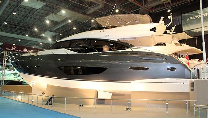 CNR Avrasya Boat Show kapılarını ziyaretçilere açtı 6