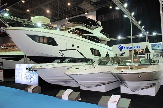 CNR Avrasya Boat Show kapılarını ziyaretçilere açtı 7