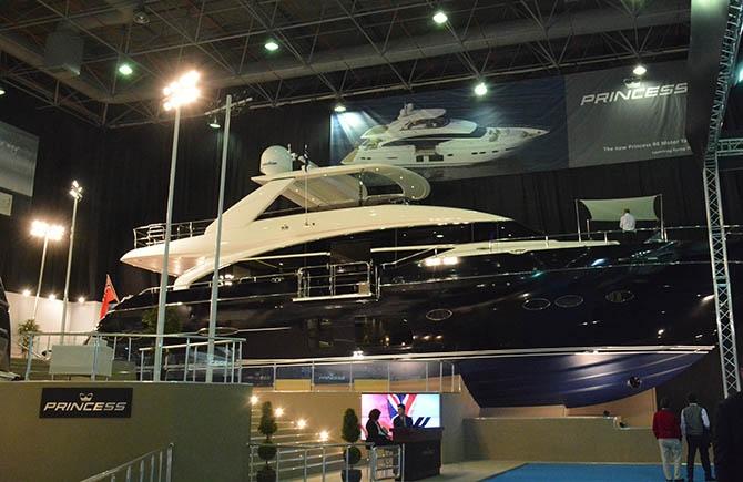 21 milyonluk tekne Princess 88 1