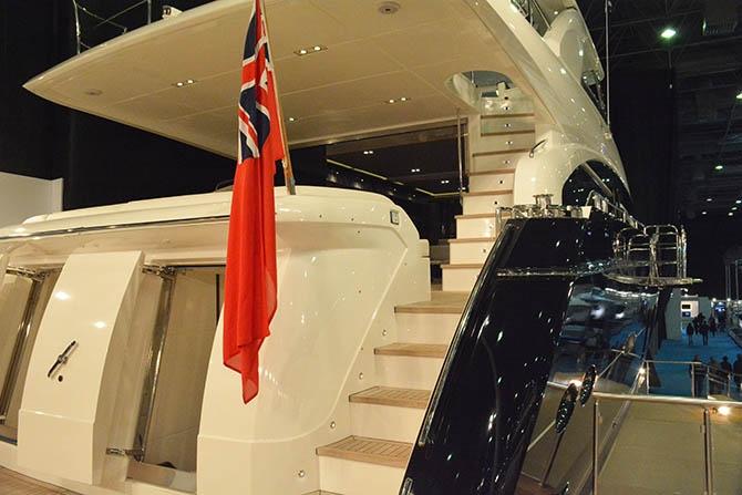 21 milyonluk tekne Princess 88 11